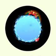 球球大作战,鱼儿跃龙门,光环,皮肤
