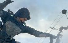 CF手游副武器天使弓弩体验服实战解说视频