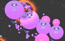 球球大作战大神和尚精彩集锦 花式吐球嗨不停