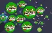 球球大作战帕西疯狂团队22 团结就是力量
