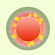 球球大作战,花儿朵朵,光环,皮肤