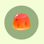 球球大作战,草莓布丁,孢子,皮肤