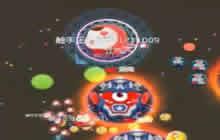 球球大作战哓风教学视频 绿刺交叉口是关键
