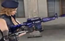 CF手游S1-M4A1超级联赛怎么样 武器评测视频