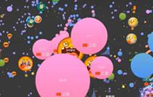 大神就是任性 球球大作战孢子要撒着才好玩