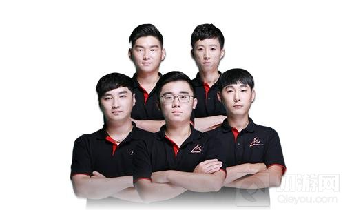 CF手游超级联赛决赛战队 LNG战队成员介绍