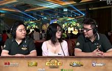 炉石传说黄金公开赛成都站 刘飞儿解说视频