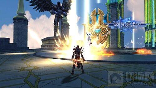 全新等级再启征程《新剑与魔法》新版震撼上线