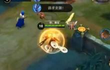 王者荣耀迪哥解说嬴政玩法 法术机关枪来袭