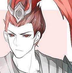 王者荣耀情侣CP头像分享 双黑头像必不可少