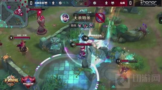王者荣耀KPL总决赛数据解读 MVP辰鬼制胜之道