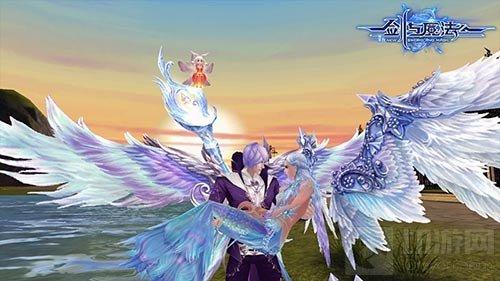 浪漫社交唯爱家园 新剑与魔法新版本今日上线