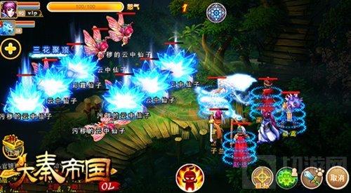 大秦帝国OL称霸全服策略 四步迅速提升战斗力
