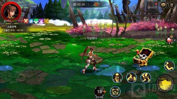 DNF手游3d版地下城与勇士魂正式上架 经典再还原