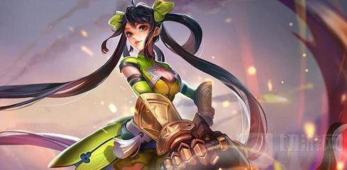 王者荣耀新赛季上分射手英雄:马克虞姬大小姐
