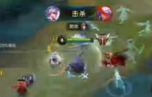 王者荣耀路西法解说李白玩法 骚扰收割很强势