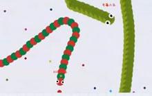 贪吃蛇大作战八云:最经典萌新的反杀瞬间超级燃