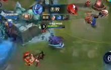 王者荣耀龍岩解说白起玩法 人屠白起塔下强杀