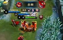 王者荣耀路西法解说廉颇玩法 最强抗伤坦克