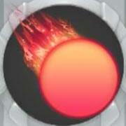 球球大作战,火龙焰,残影,皮肤