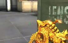 CF手游黄金赤龙火炮评测 教你刷橙色挑战武器
