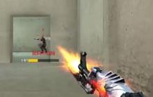 CF手游AK47无影歼灭战 你的猥琐敌不过我的钢枪