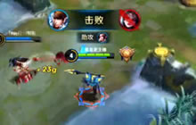王者荣耀路西法解说赵云玩法 引擎之心很强势