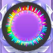 球球大作战,彩虹乐章,光环,皮肤