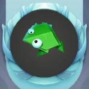 球球大作战,纸青蛙,孢子,皮肤