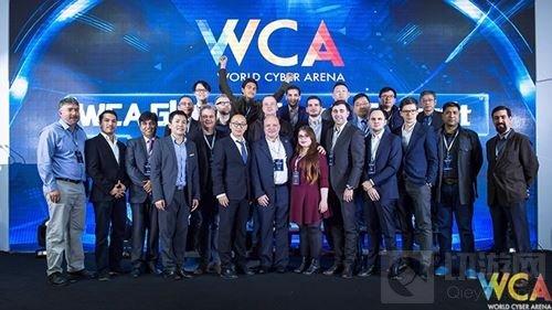 UCC再获WCA海外赛区承办权 共创全球电竞新格局