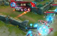 王者荣耀KPL2017 QGhappy vs eStar 第3场