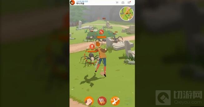 Nexon公布MMO手游新作《玛奇》 预计2018上线