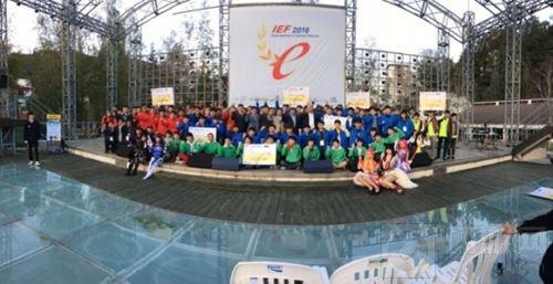 IEF2016世界大学生电竞大赛回顾 掀起青春风暴