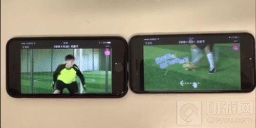 球球大作战双刷节跨屏H5 原来两部手机可以这样玩
