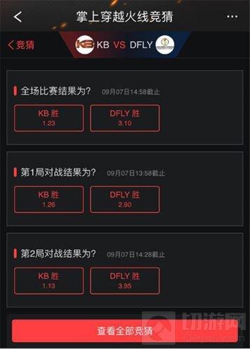 CFML秋季赛竞猜指南:第四轮首日如何赚竞猜币