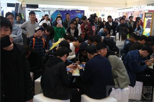 球球大作战城市挑战赛第七周郑州站圆满落幕