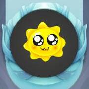 球球大作战,太阳蛋宝宝,孢子,皮肤