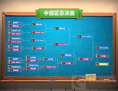 皇室战争CCGS中国区总决赛 小陈3:2夺冠