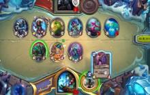 炉石传说萨满过关巫妖王冒险模式方法解说