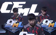 CF手游CFML2017秋季赛8月20日SVvsAG第二场