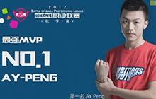 球球大作战2017BPL秋季赛保级赛B组第1场