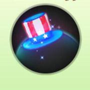 球球大作战,马戏团长帽,皮肤,光环