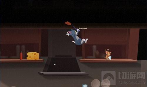 《猫和老鼠》空降核聚变 汤姆杰瑞引爆现场