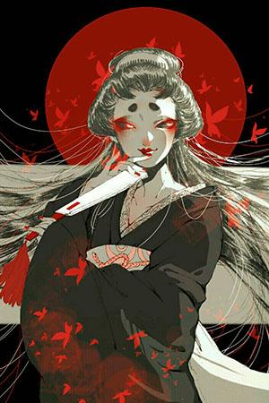 第五人格最美角色红蝶登场 高清壁纸免费下载