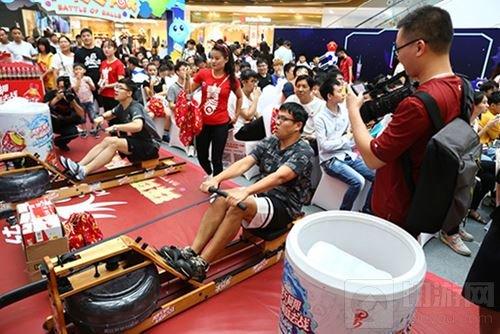 《球球大作战》城市赛上海站打造最in电竞赛事