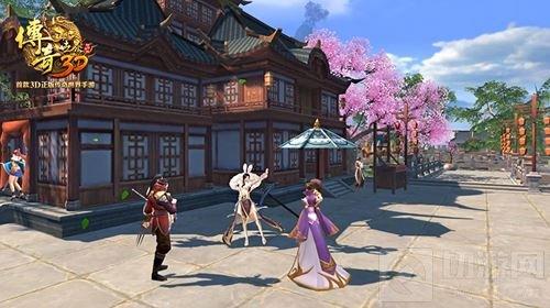 乐趣飙升 《传奇世界3D》手游休闲玩法精彩集结