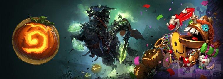 恐惧降临 炉石传说2018万圣节特别活动即将到来