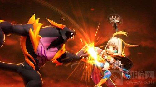 Colopl新作爆裂怪兽日本上线 有任天堂的影子