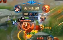 王者荣耀娜可露露玩法解说 一打五完全没问题