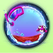球球大作战,潜水生活,光环,皮肤
